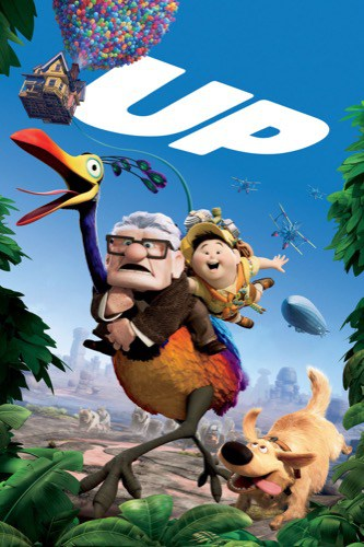 Up 2009 movie poster