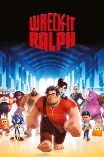 Wreck-It Ralph 2012 movie poster