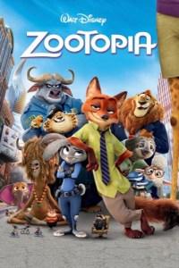 Zootopia 2016 movie poster