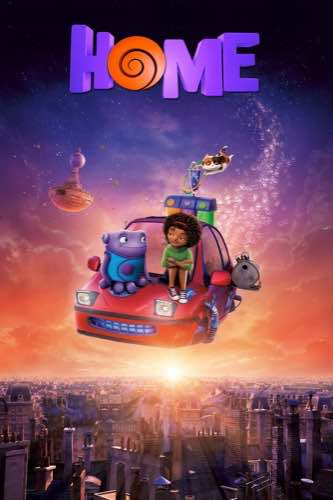 Home 2015 movie poster