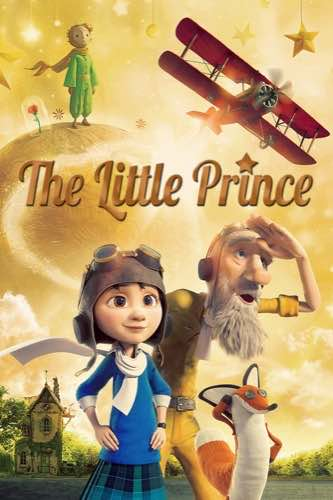 The Little Prince 2015 movie poster