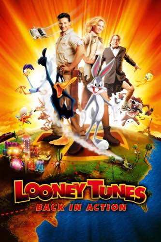 Looney Tunes Back In Action 2009 movie poster
