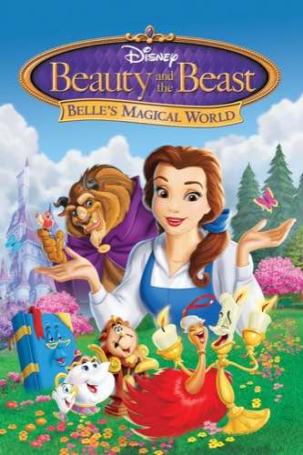 Belle's Magical World 1998 movie poster