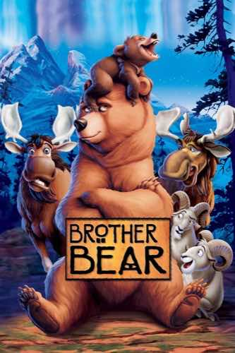 Brother Bear 2003 movie poster