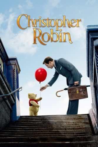 Christopher Robin 2018 movie poster