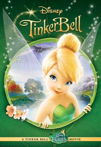 Disney Tinker Bell 2008 movie poster
