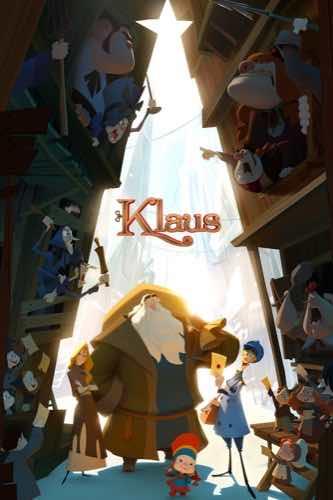 Klaus 2019 movie poster