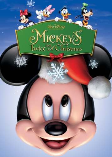 Mickey's Twice Upon A Christmas 2004 movie poster