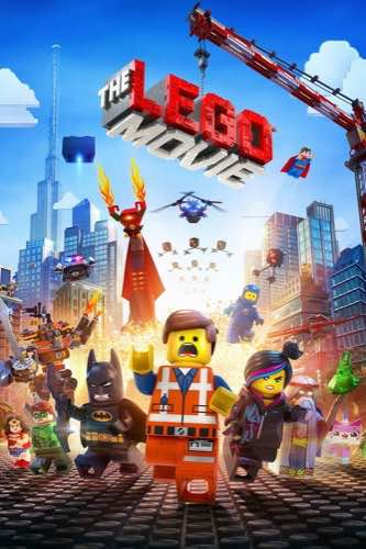 The LEGO movie 2014 movie poster
