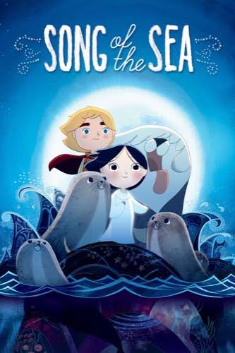 Song of the Sea 2014 movie poster