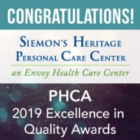 Congratulations to Siemon's Heritage, winner of PHCA Quality Award