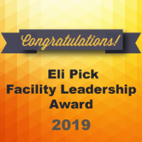 Congratulations to Consulate Health Care's 2019 Eli Pick Award winners
