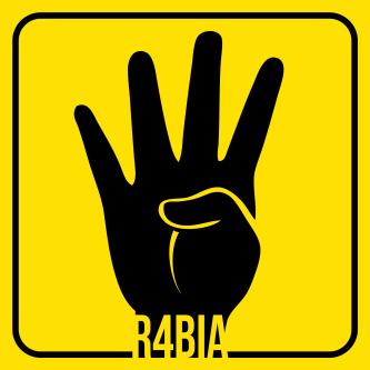 R4BIA - Rabaa Logo