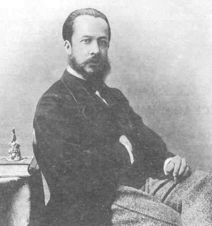 Граф А.С.Уваров