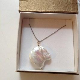The polar bear pendant