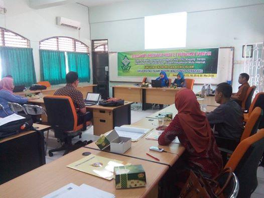 Prodi SI Perbankan Syariah  adakan Workshop Percepatan Akreditasi