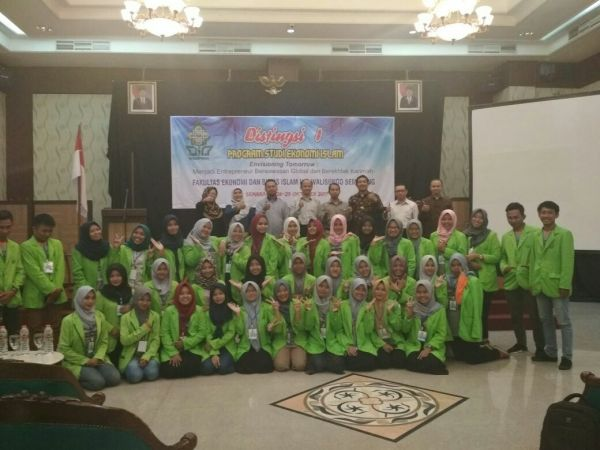 Prodi Ekonomi Islam Kembangkan Skill Enterpreuner Mahasiswa Melalui Kegiatan Pengembangan Distingsi
