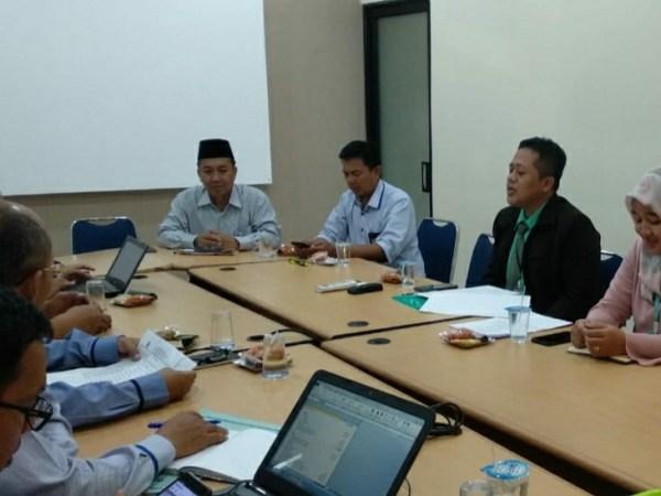 Mencari Pegawai Profesional, KSPPS Nusa Ummat Sejahtera Berkunjung ke FEBI UIN Walisongo