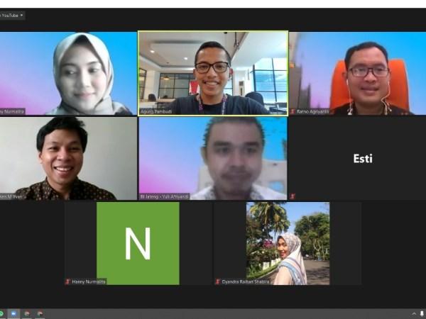 Lakukan Pengabdian Masyarakat : Prodi Akuntansi Syariah FEBI UIN Walisongo beri Pelatihan Daring Penyajian Laporan Keuangan Pondok Pesantren di Jawa Tengah