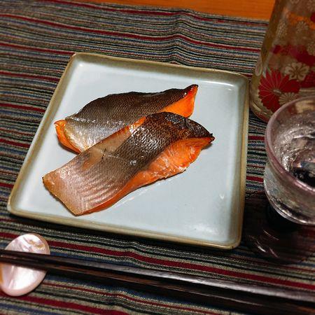 鮭の粕漬け
