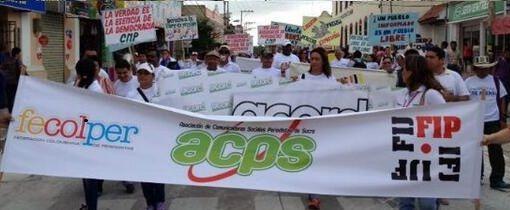 Marcha ACPS