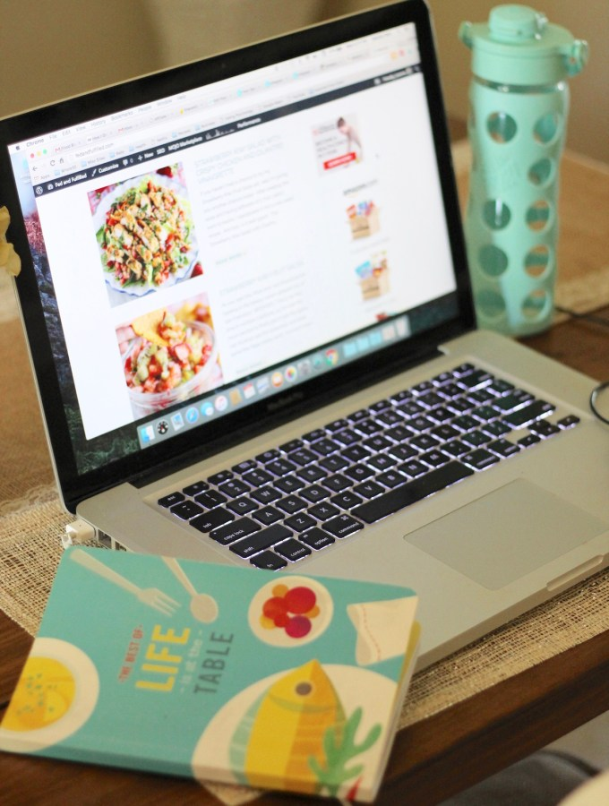 The Key Ingredient to Starting a Food Blog