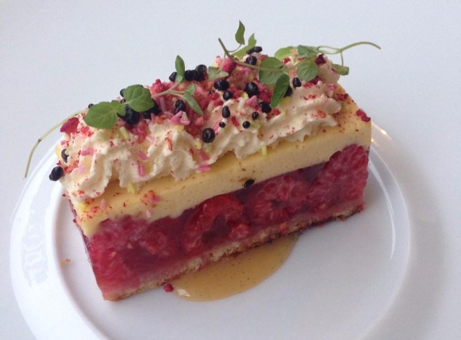 nanny bush trifle