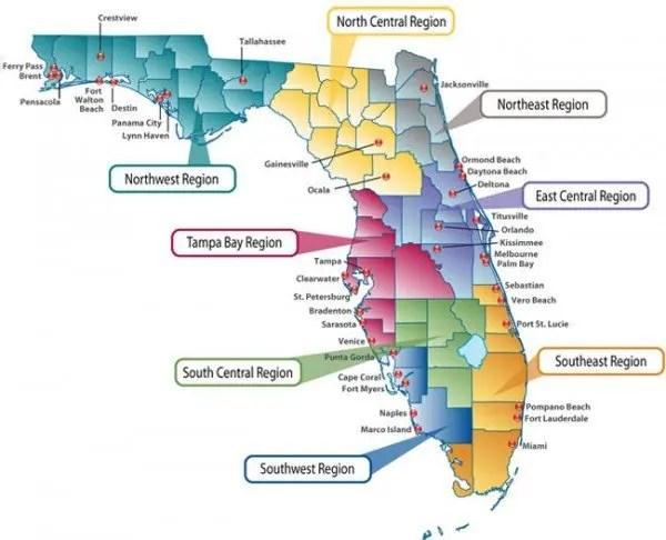 Regional-Map