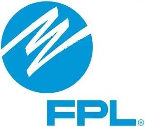 Logo for Florida Power and Light