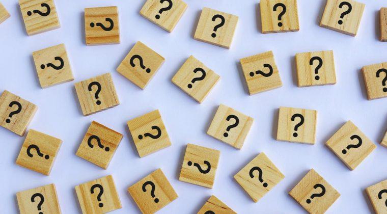 20 questions domande