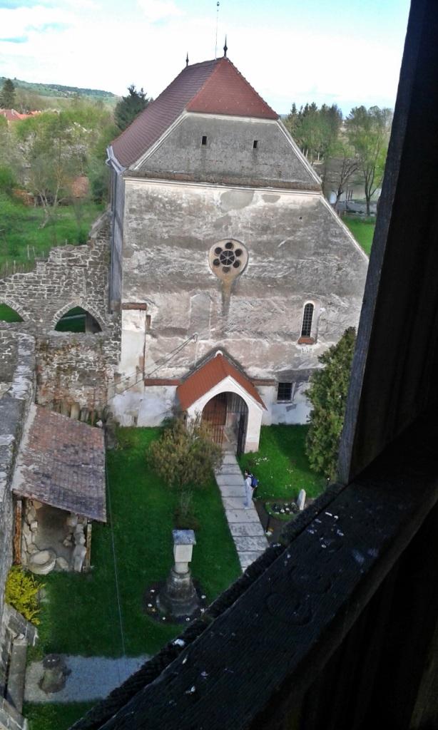 imagine din turnu clopotnita