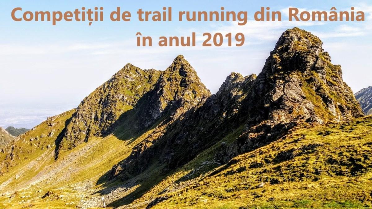 competitii de trail running românia 2019