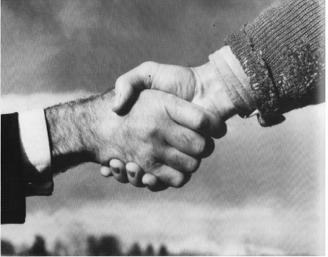 CONDAT 9 Août 2018 – Albert MONIER : La poignée de main