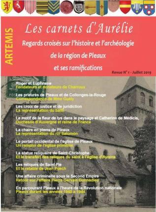 les Carnets d'Aurélie - Pleaux