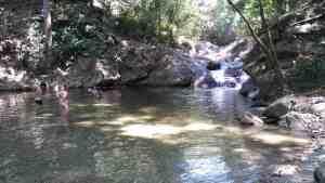 Minca piscina natural