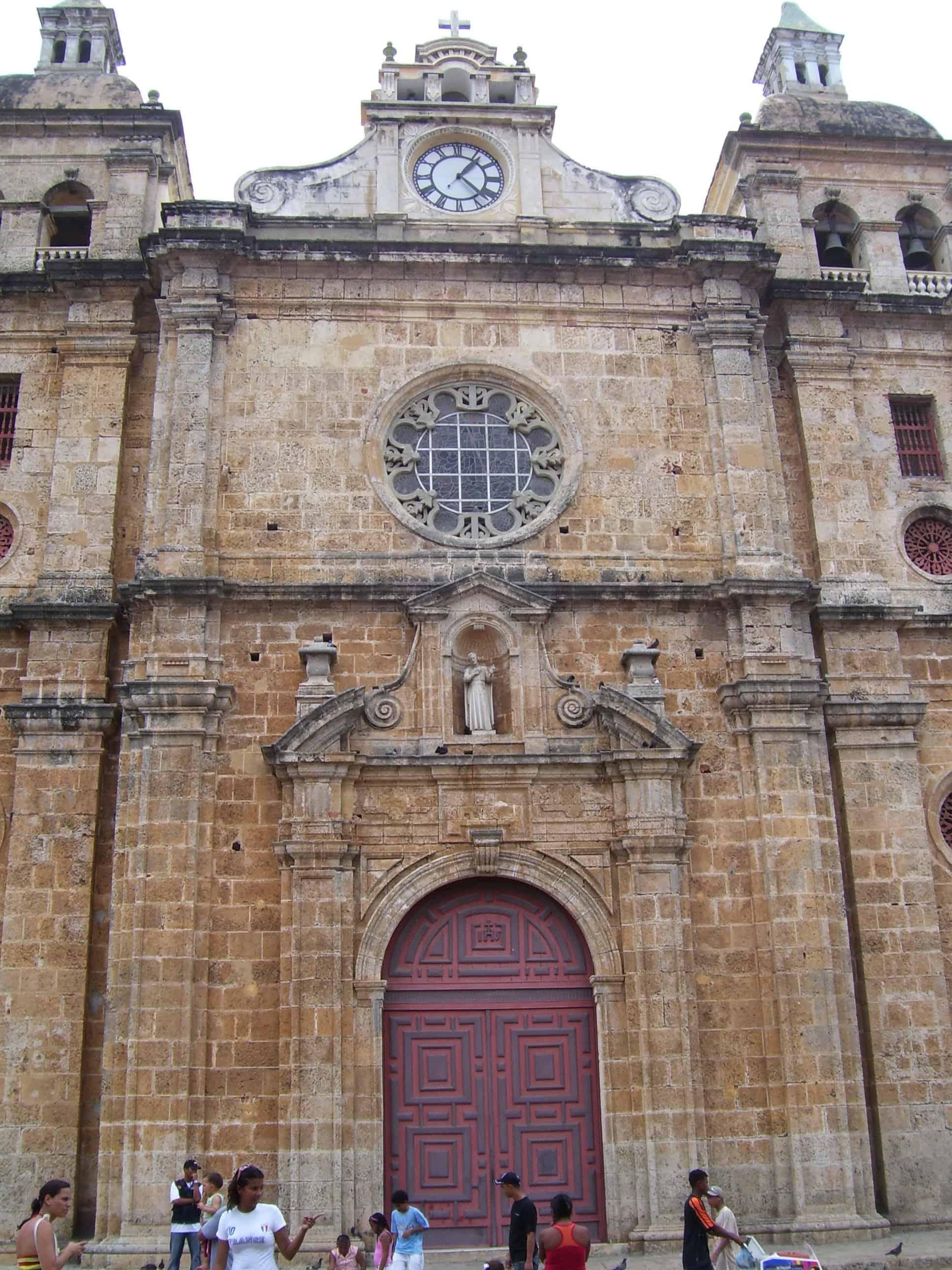 San Pedro Claver Cartagena