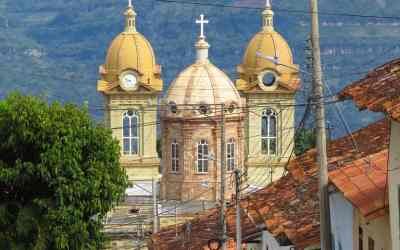 Colombia's Heritage Towns, Part 14: Socorro.