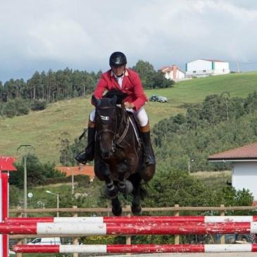 El concurso Nacional de Saltos de Equus Gornazo arranca el viernes con más de cien participantes