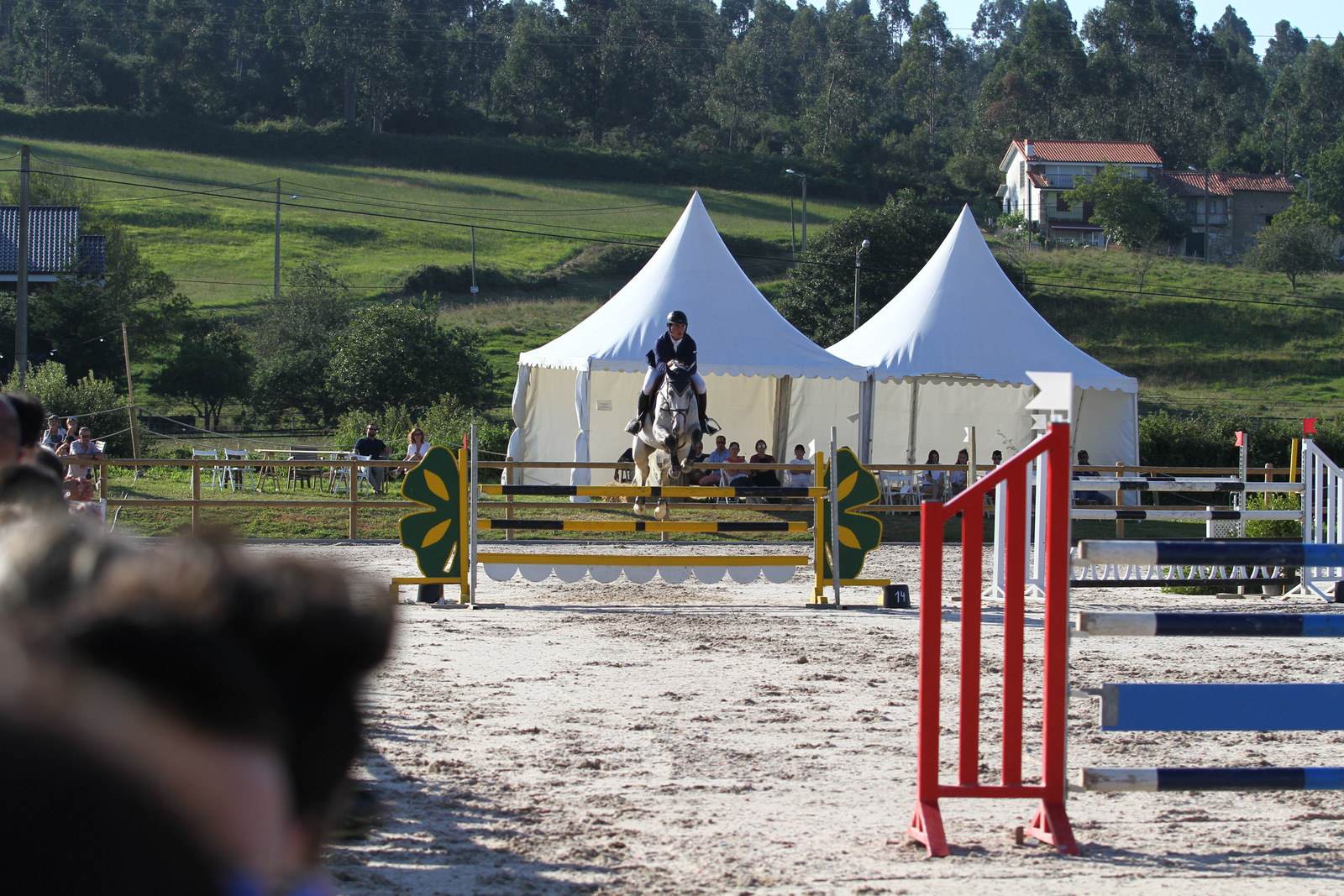 La segunda grande del CSN 2* Equus Gornazo para Rubén Gómez