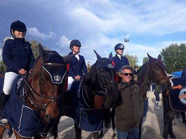 Buenos resultados en el Trofeo Princesa de Asturias 2018