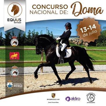 La competición nacional de Doma Clásica regresa a Cantabria diez años después