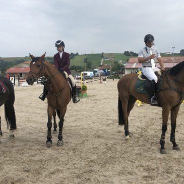 Comenzó el CSN 2* Equus Gornazo con el triunfo de Patricia Gómez en la prueba grande