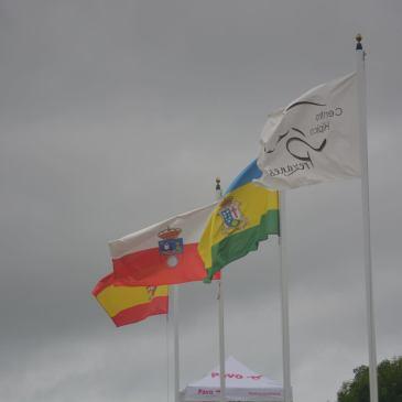 Aplazado el concurso de la Liga de Salto en el Centro Hípico Prezanes