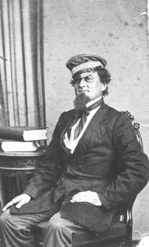 Captain John Newland Maffitt
