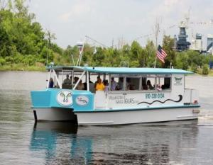 Wilmington Water Tours
