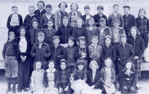 Carolina Beach School – Class of 1937-1938