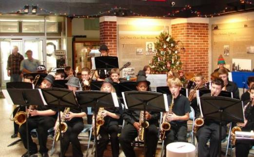 Murray Middle School Jazz Band