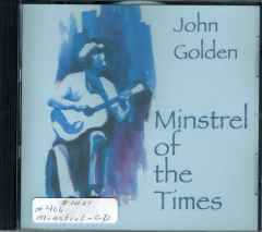 CD - 406 Minstrel - John Golden
