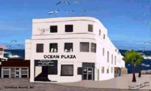 Birth of Shag - Ocean Plaza