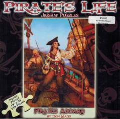 Pirates Aboard Puzzle